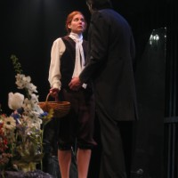 "Photos from the world premier of ""Prince Kaspar,"" scene 5, 2005."