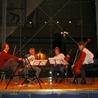"European premiere of ""String Quartet No. 2,"" 2004."